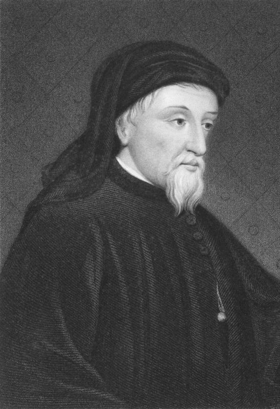 "One of the most famous pieces using rhyming couplets is ""The Canterbury Tales"" by Geoffrey Chaucer."