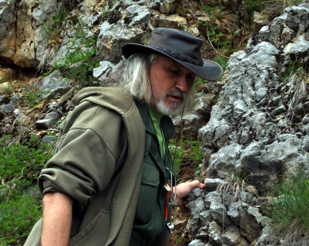 A geologist will rely on using topographic maps to find his way while doing field work.