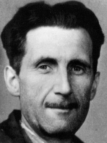 "On the topic of appeasement, George Orwell said ""The notion that you can somehow defeat violence by submitting to it is simply a flight from fact""."