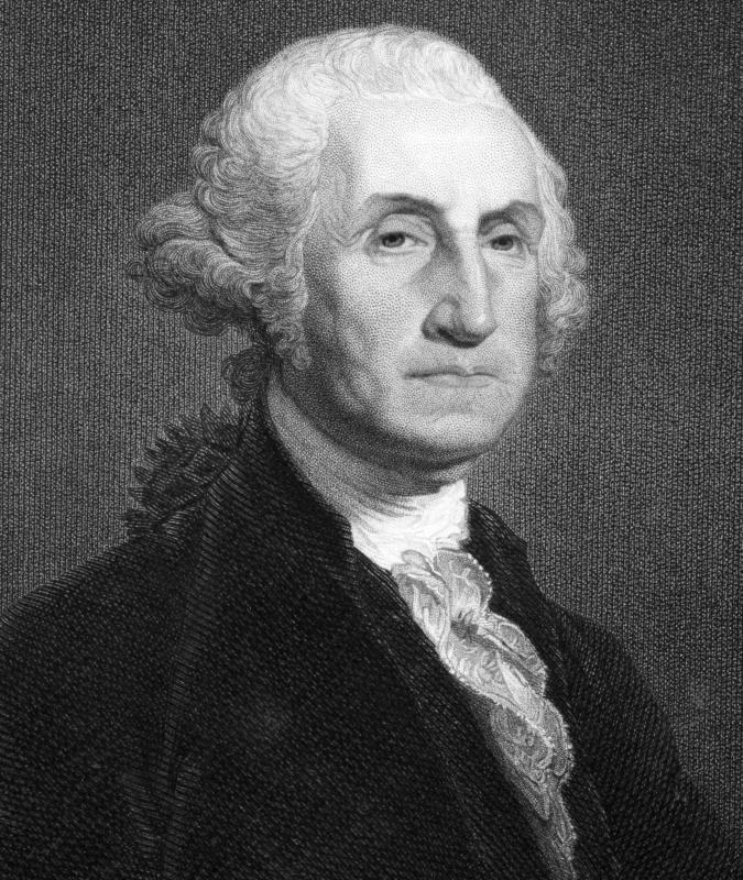 In 1791, the US capital city was established and named after George Washington.