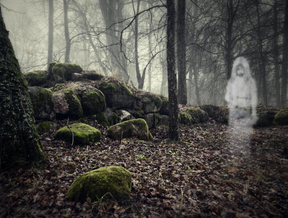 Paranormal elements include the presence of spirits.