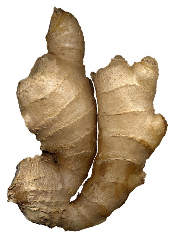 Ginger has been used for centuries as digestive aid.