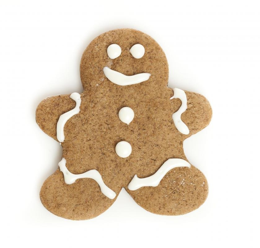 Ginger is the main but not only ingredient in gingerbread.