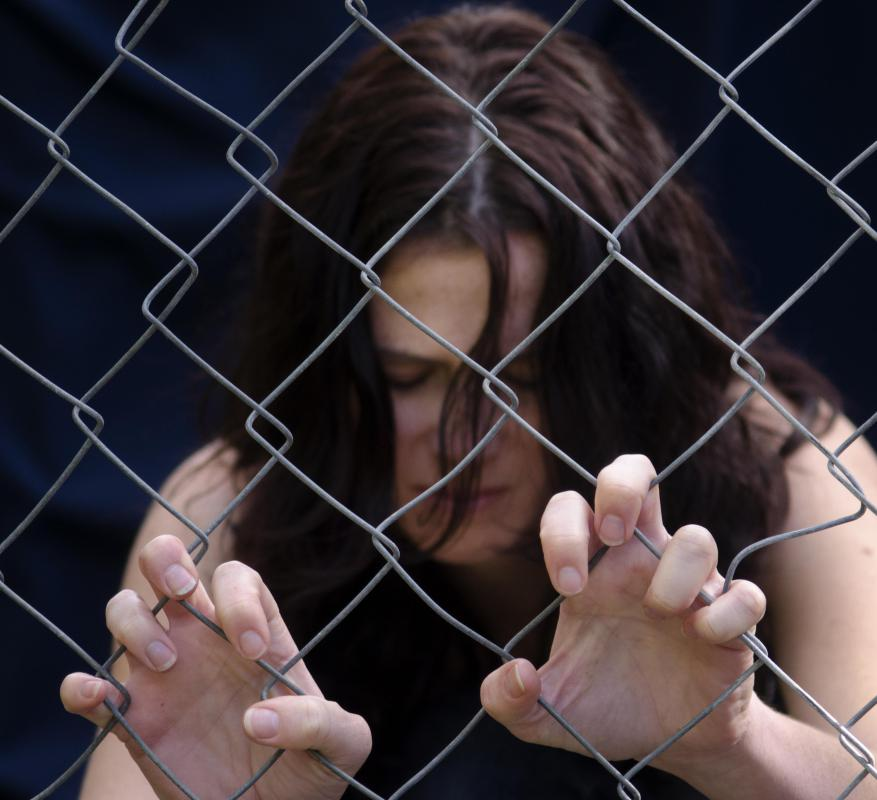 The International Justice Mission focuses on caring for victims of human trafficking.