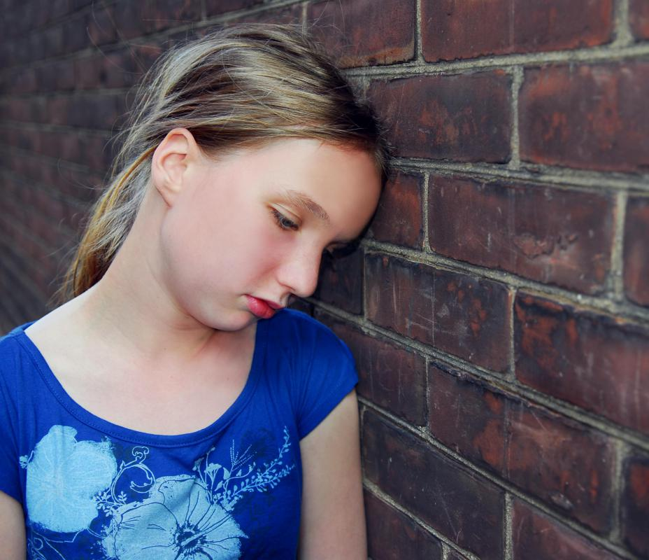 Social withdrawal can be a sign of bullying.