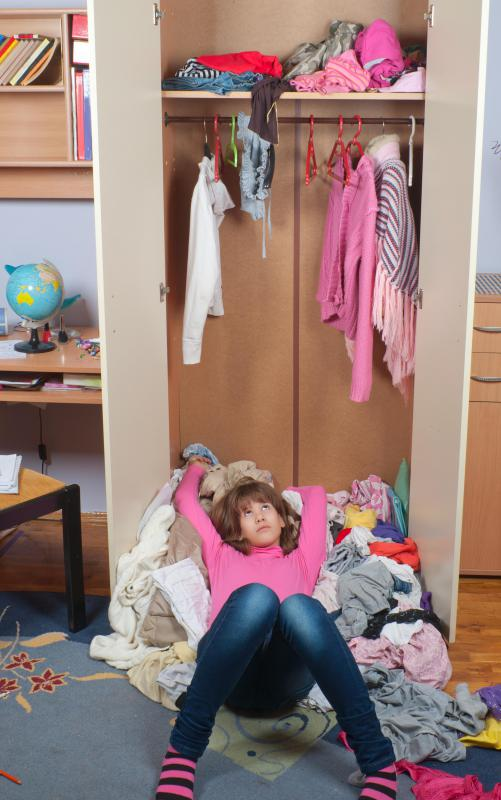 If parents don't teach good habits early on, kids may be less likely to clean their rooms.