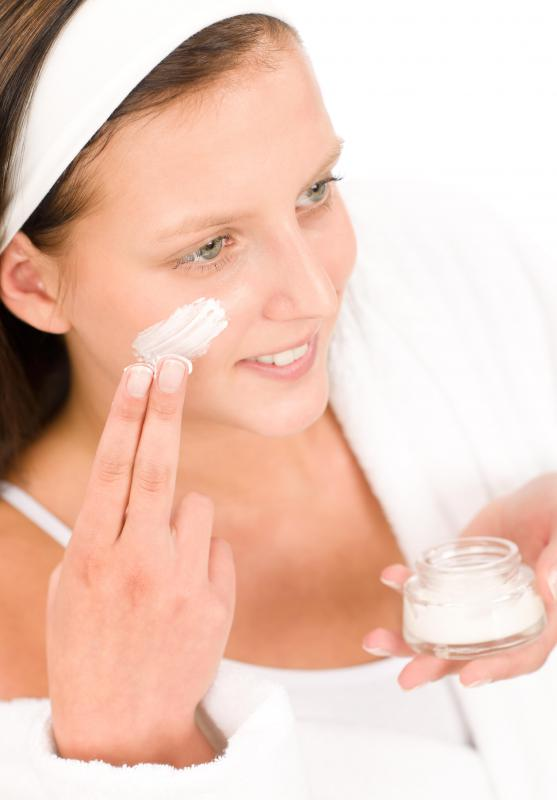 The exfoliators in collagen allow the skin to feel softer and appear more even.