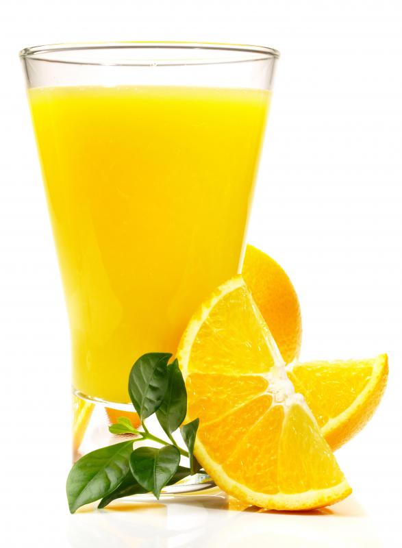 Orange juice is not permitted during a bland diet.
