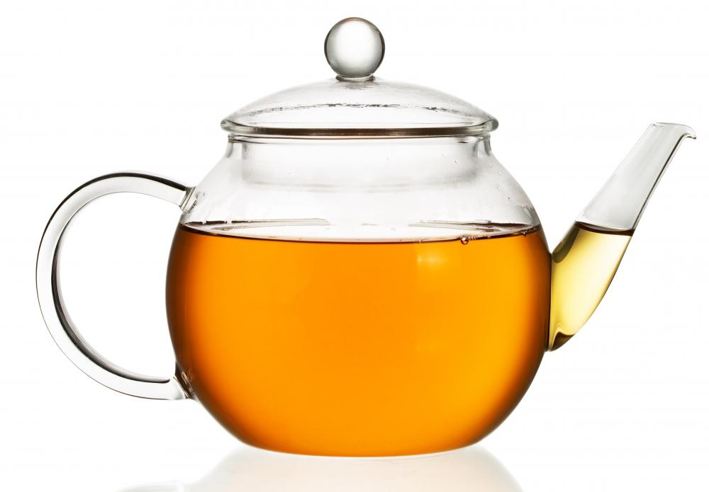 A teapot may be given as a gift at a bridal shower.