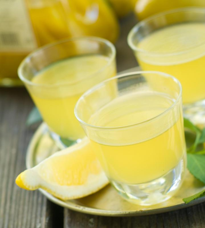 Some claim that drinking lemon juice for kidney stones is very effective for stones caused by calcium crystallization.