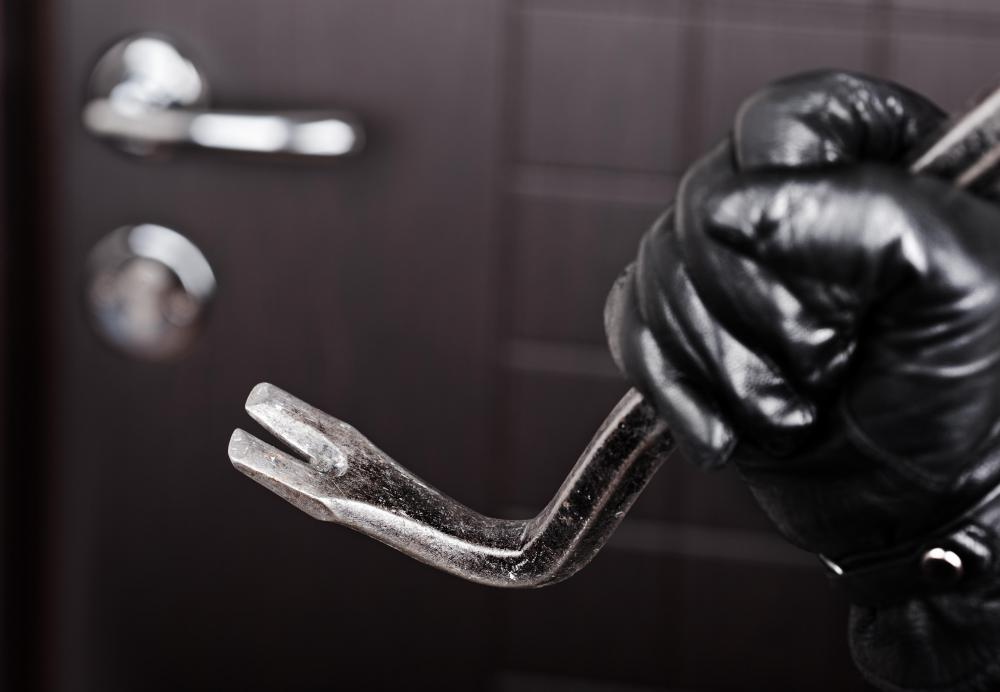 Burglary charges usually involve entering a building with the intent of committing a crime.