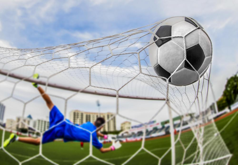 Soccer is among the most common recreational therapy activities.