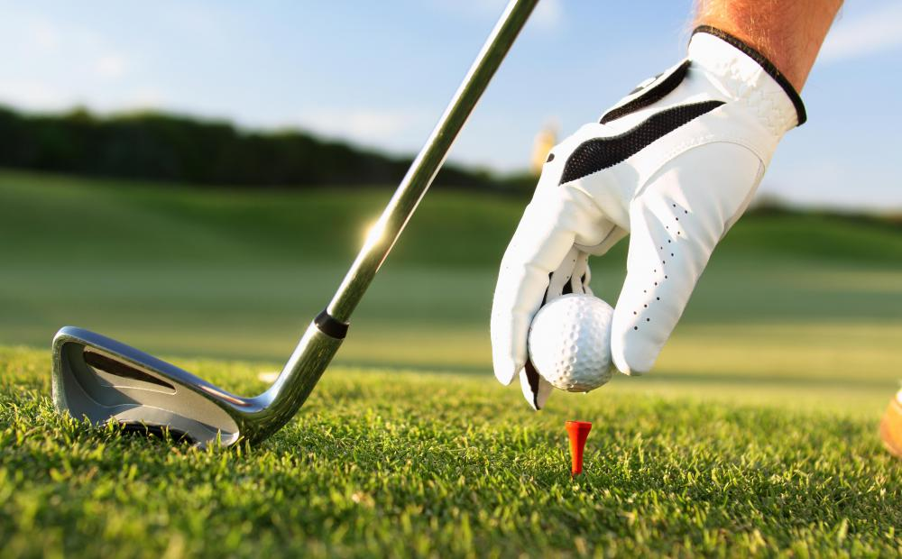 Golf instructors have often competed at the professional level.