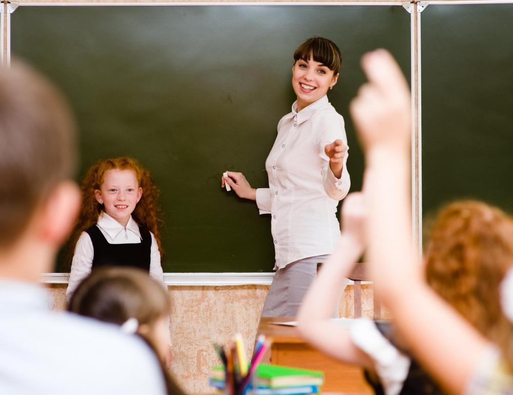 Student teaching experience can be obtained in an elementary school setting.