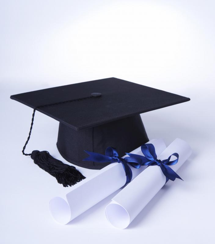 Requirements for a doctorate degree