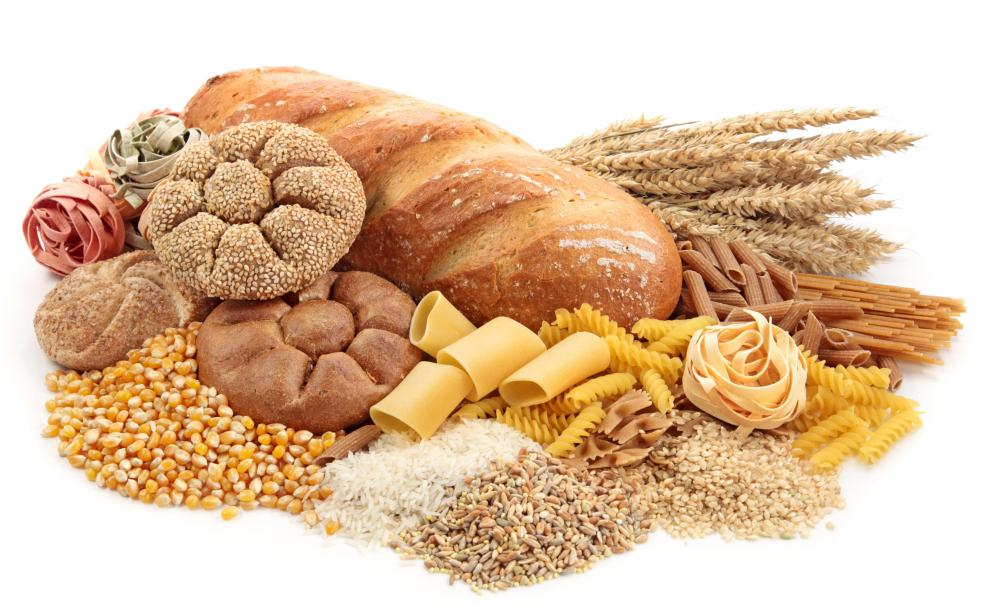 Spelt, along with other whole grains, is a good source of fiber and protein.
