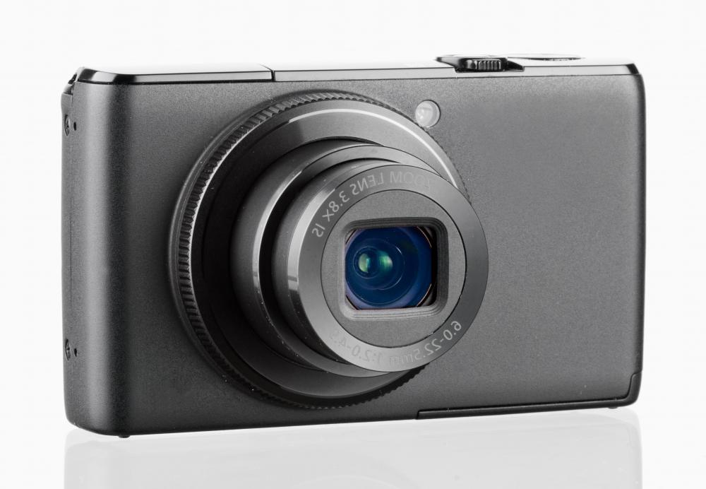 Digital cameras allow for capturing images without using film.