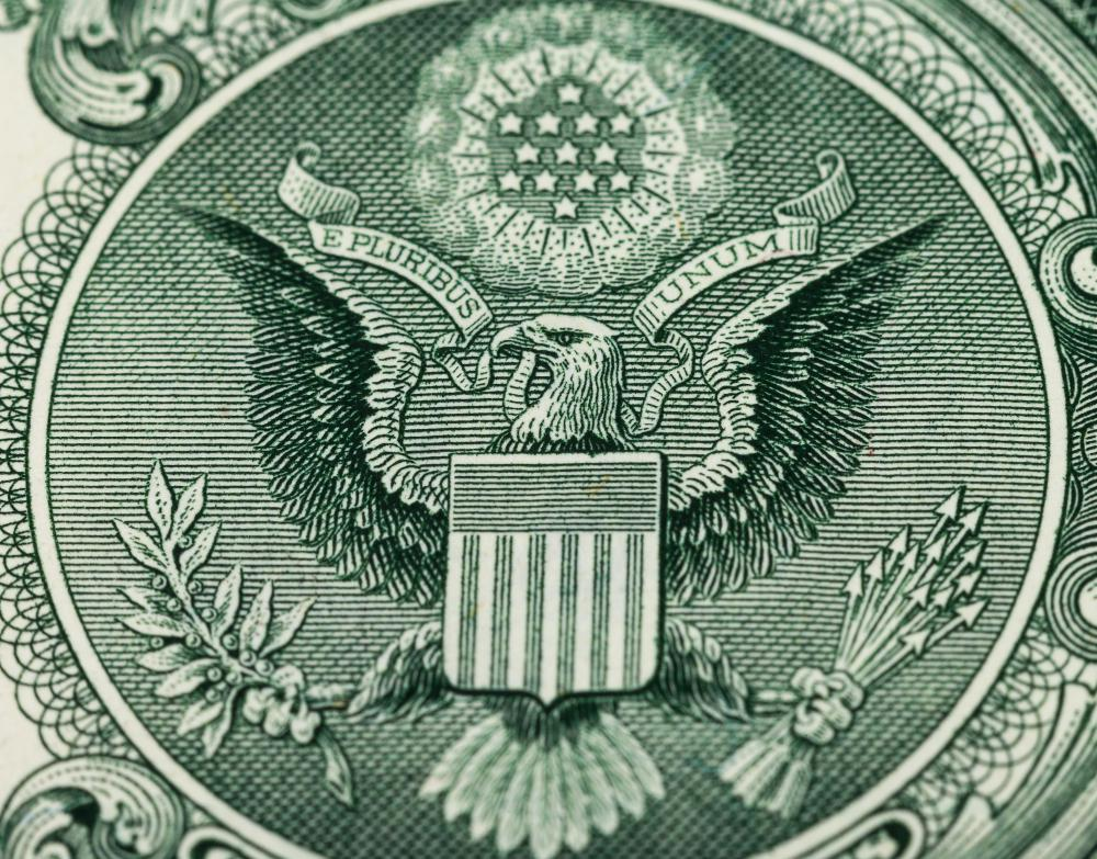 What Do The Symbols On The Us One Dollar Bill Mean