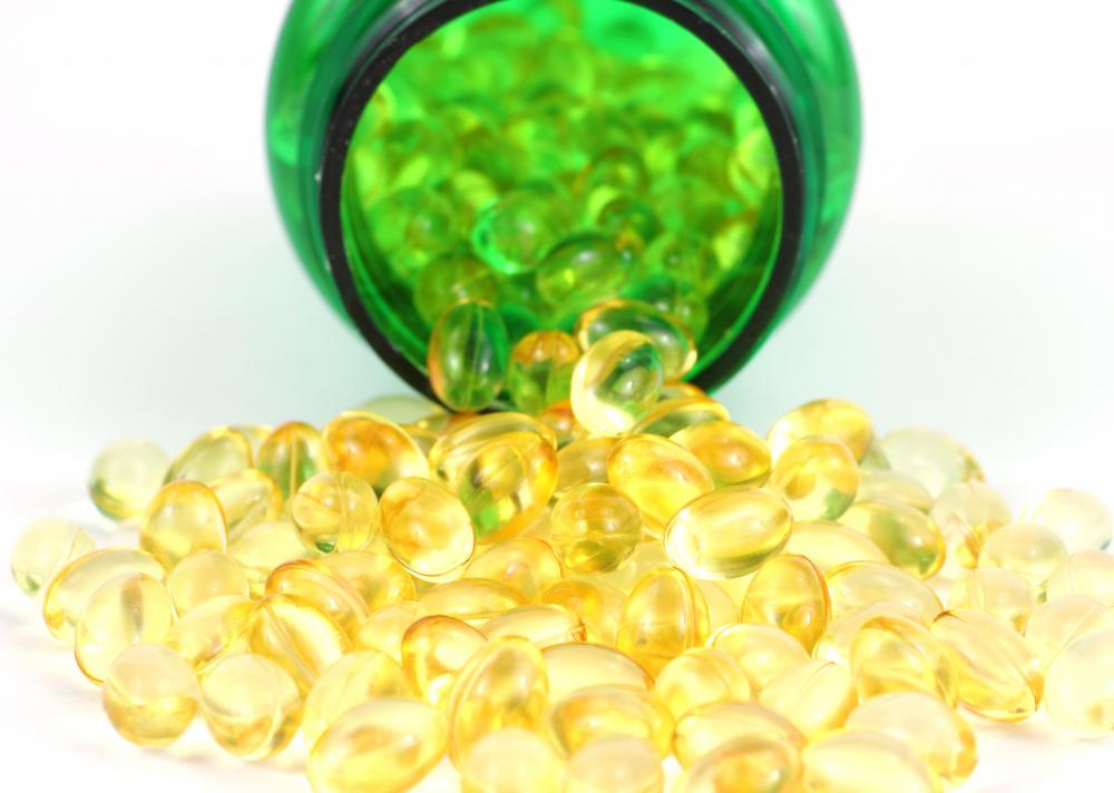 Fish oil supplements contain omega-3 fatty acids and can be great for those who do not enjoy eggs or seafood.