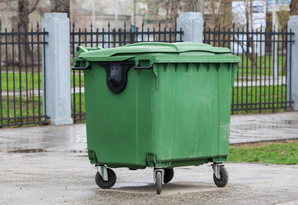 Grocery stores may toss leftover food into locked dumpsters.