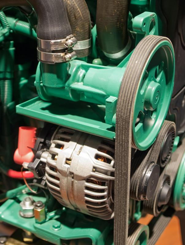 Generators often rely on gas-powered motors for operation when creating electricity.