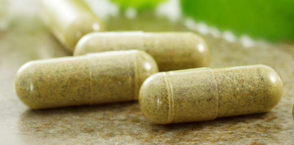 Herbal pills are widely used in holistic care.