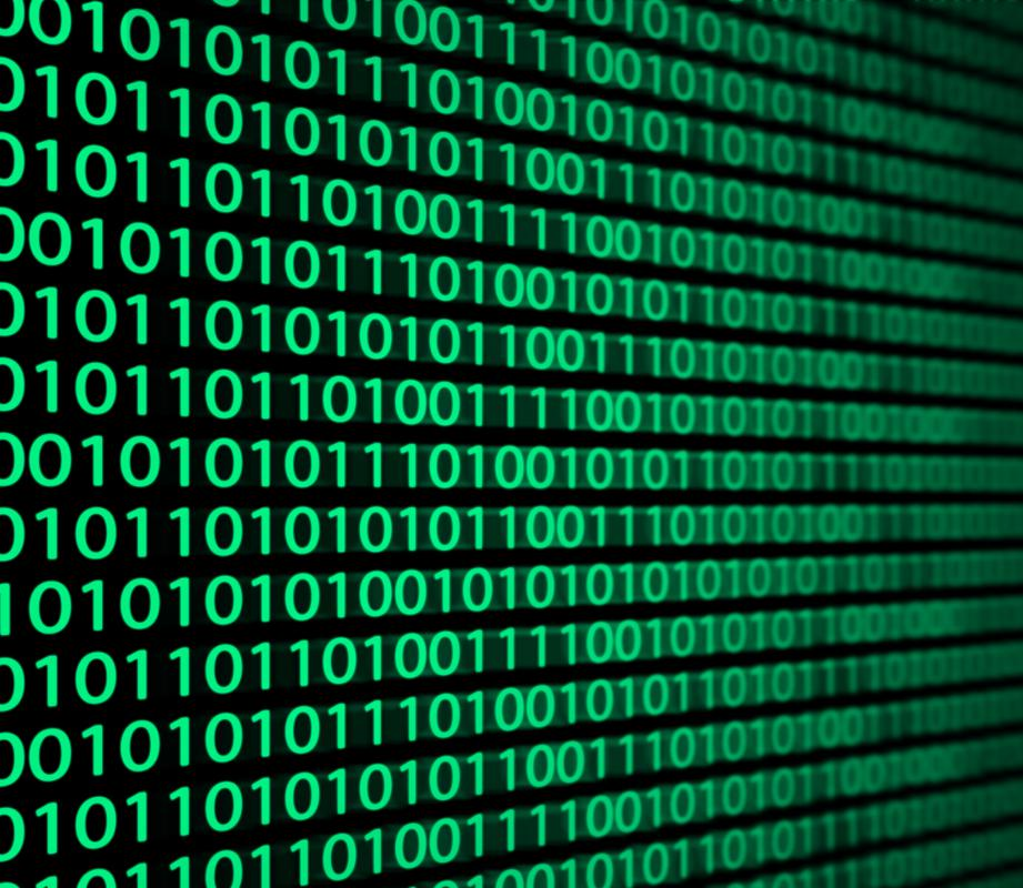 Binary computer codes use two digits.
