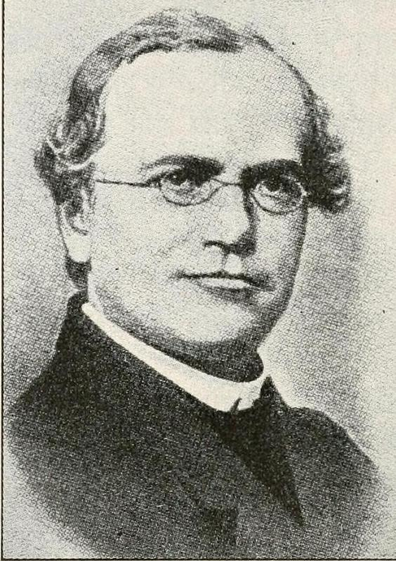 Gregor Mendel is known for his work on genetics and heredity.