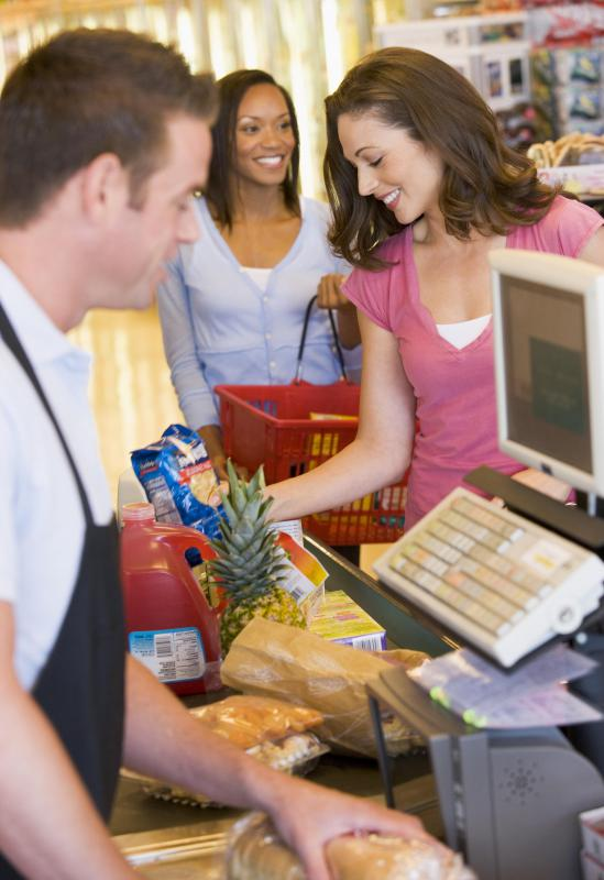 sales clerks work at checkout lines in places like grocery stores sales clerk jobs