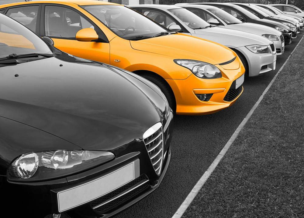 Auto fleet management maintains a collection of vehicles for use by customers or employees of a company.