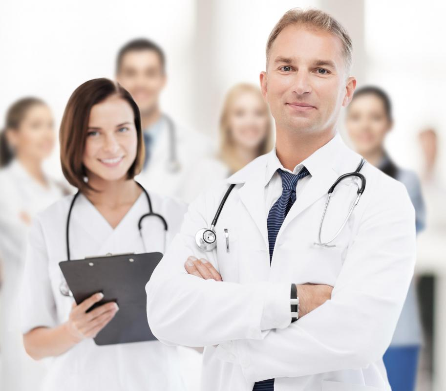 A clinical specialist will have expertise in select types of disease or particular areas of medicine.
