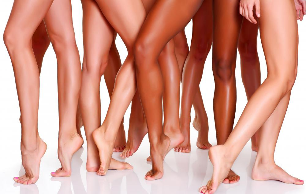 Toned legs are typically a bi-product of lyrical dancing.