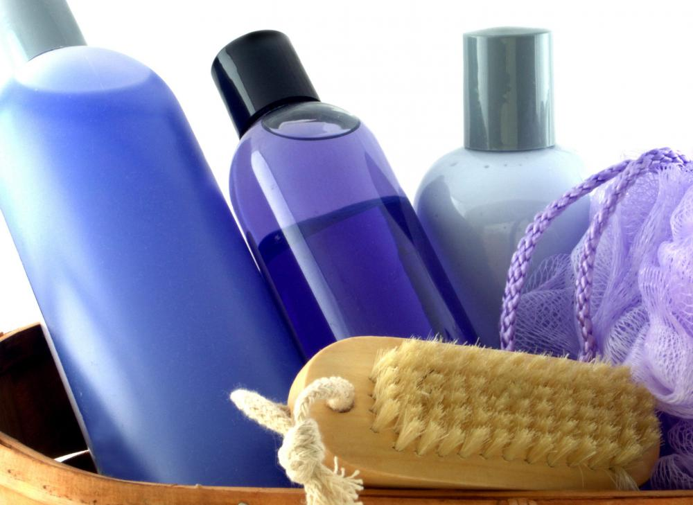 Gift baskets may be designed with the idea of aromatherapy in mind.