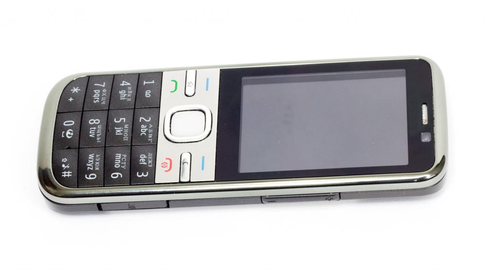 A phone using a GSM network.