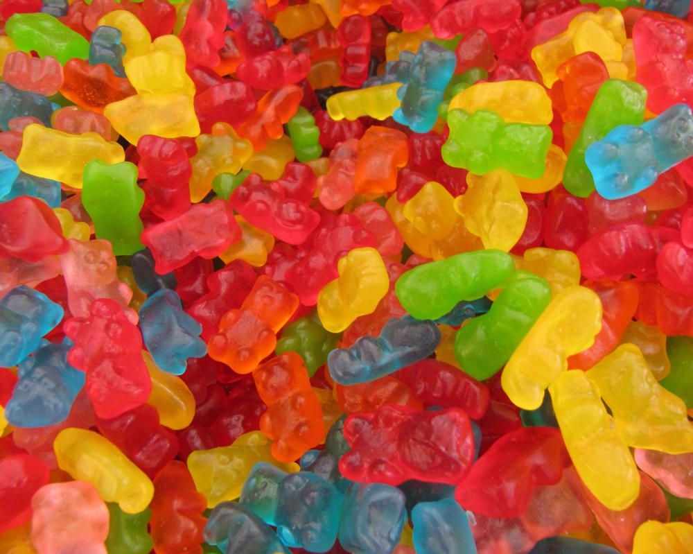 What are Gummi Bears? (with pictures)