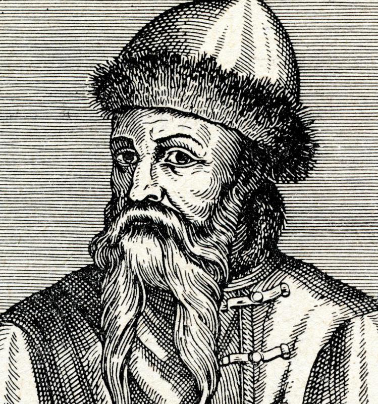 Johannes Gutenberg is traditionally credited with inventing the moveable type printing method.