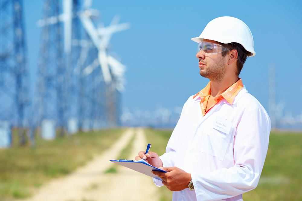 Obtaining a job working in the wind energy industry begins with obtaining training in installation, service or operation of wind turbines.