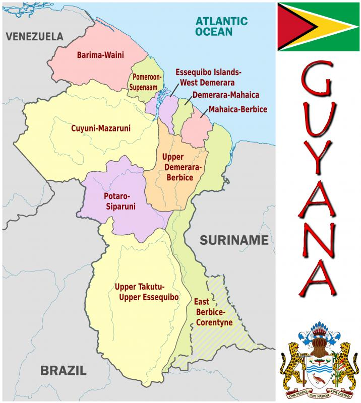 The city of Jonestown in the South American nation of Guyana was abandoned after a mass suicide in 1978.