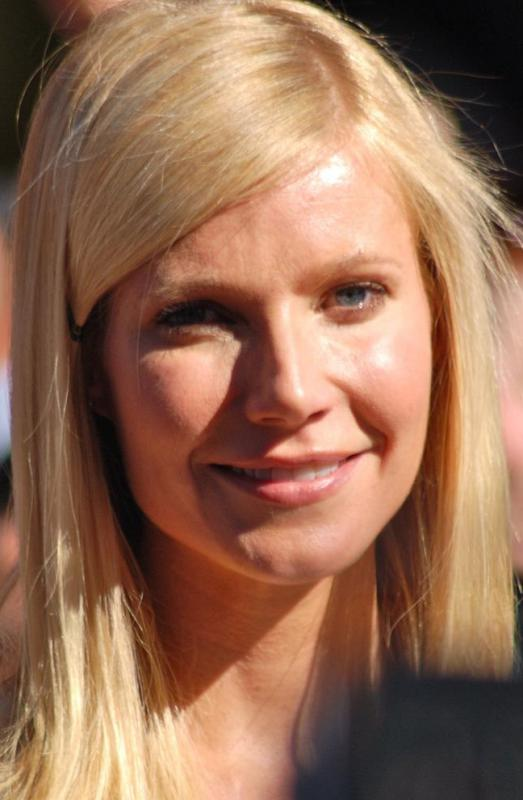 Actress Gwyneth Paltrow has been known to wear gladiator heels.