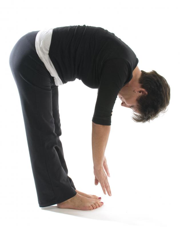 Stretching helps improve flexibility.