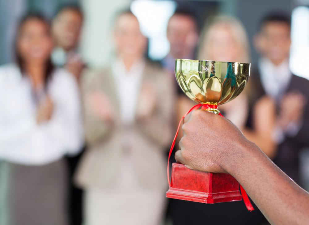 People with intrinsic motivation aren't influenced by awards or recognition.