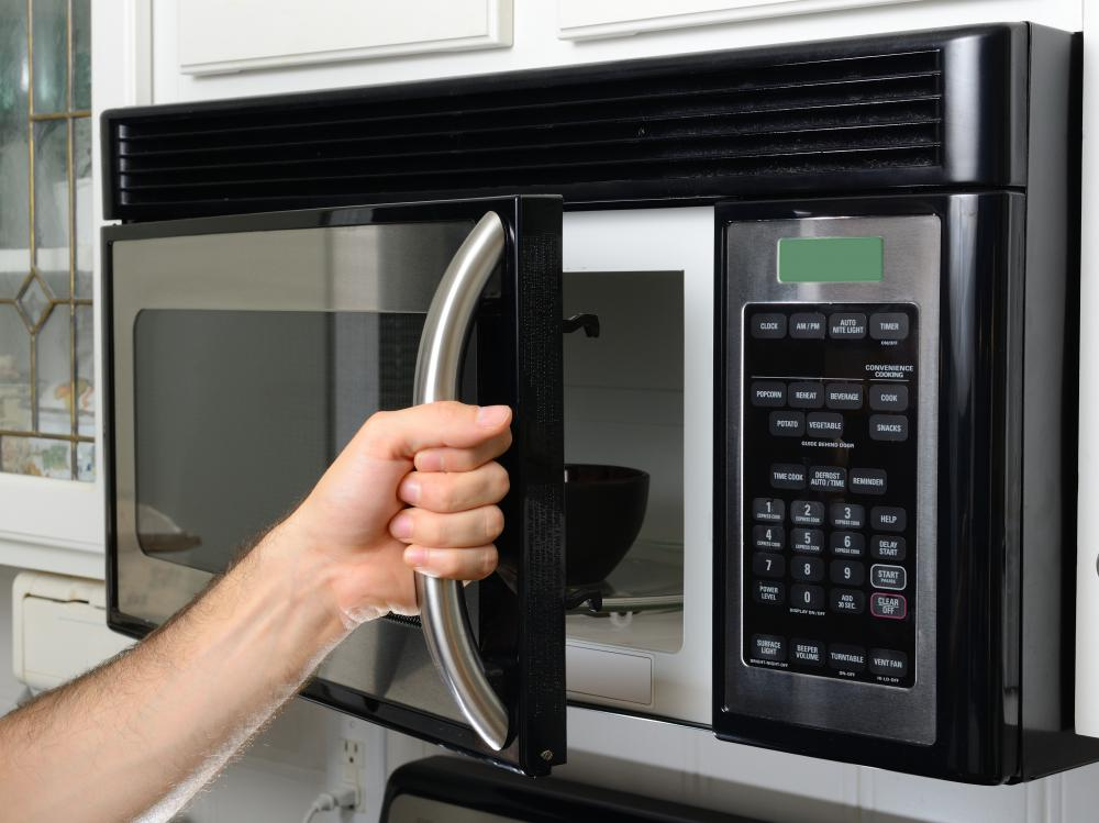 Newer Model Microwaves Are Designed To Be More Energy Efficient