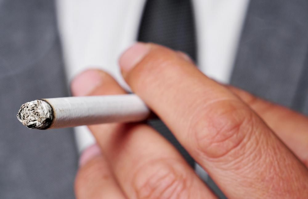 Behavioral therapists can help people address specific problems, such as inability to quit smoking.