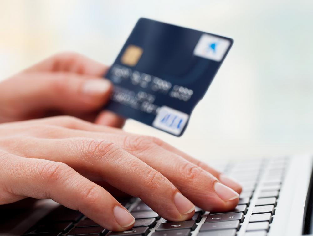 Credit card users should regularly check their accounts online to be on the lookout for fraud.