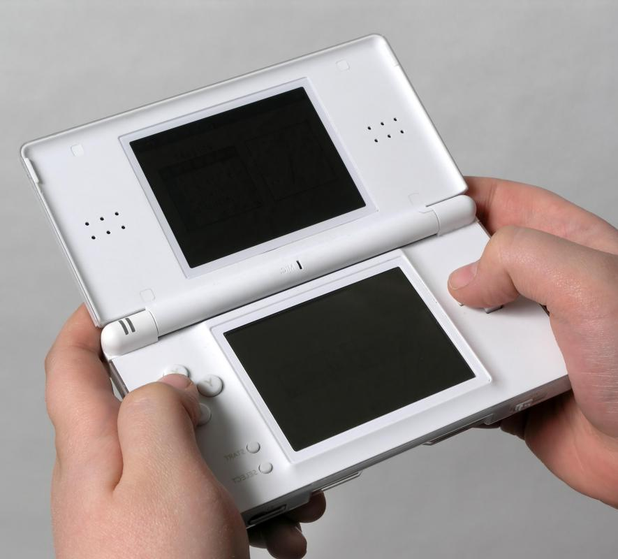 Video game producers should be familiar with every type of game platform, including handheld devices.