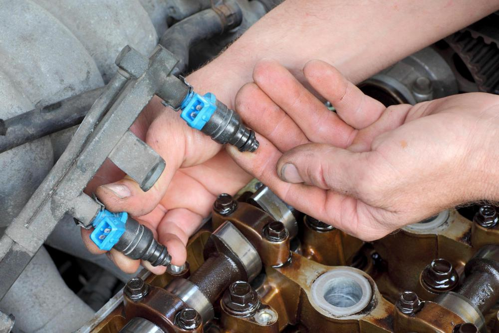 Interchangeable parts like spark plugs are required to maintain a mechanized society.