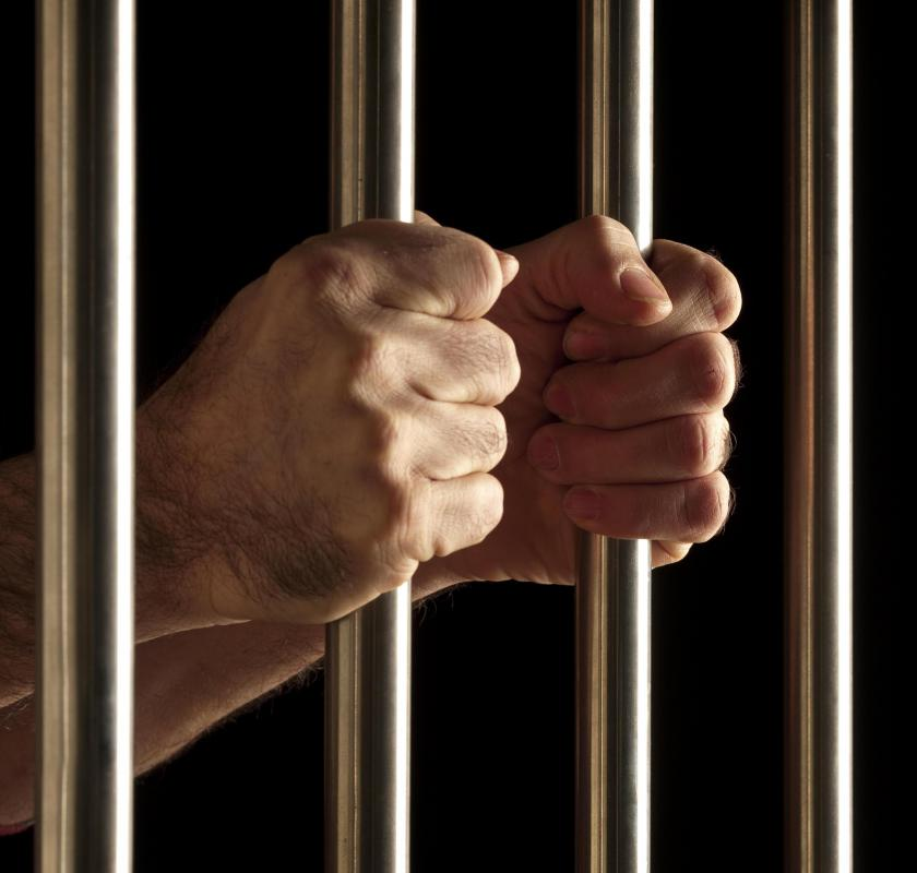 Jail time is one possible consequence for breaking state laws.