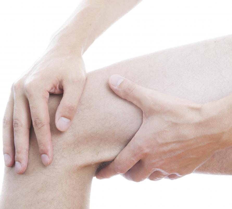 Degeneration of tissue is a common cause of patellar ligament pain.