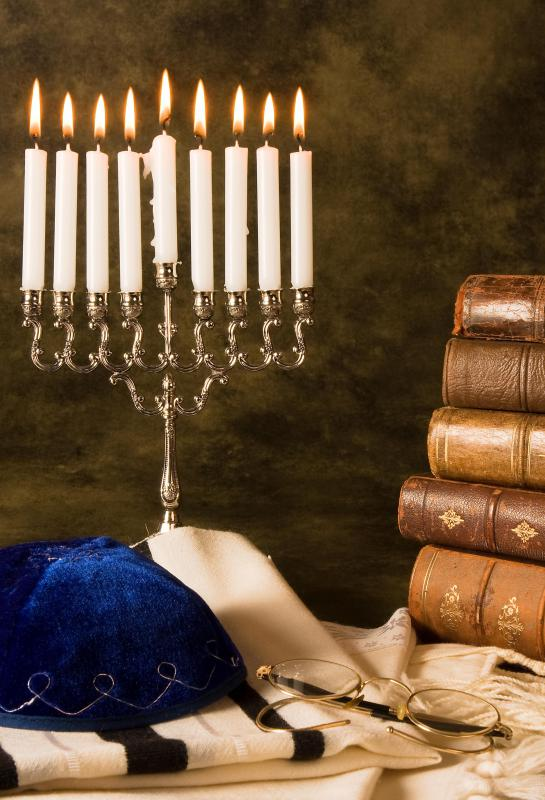 Hanukkah commemorates the miracle at the Temple in Jerusalem.
