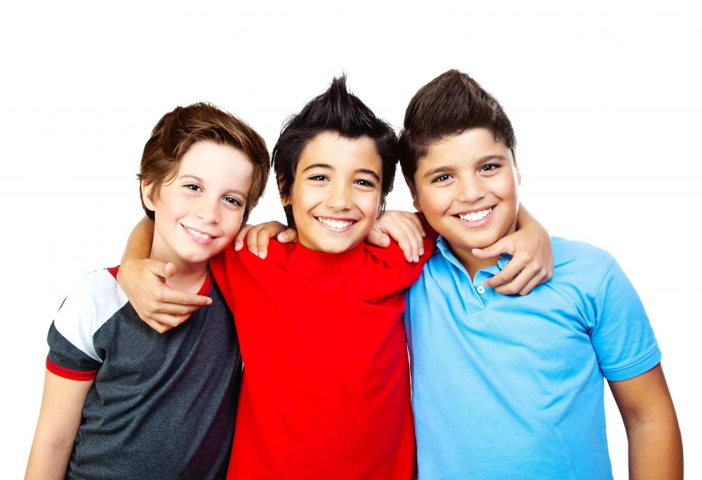 What Is the Importance of Children's Nutrition? (with pictures)preteen boys